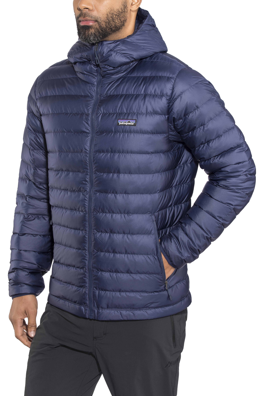 Patagonia Down Sweater Giacca Uomo blu su Addnature bf1481f060c